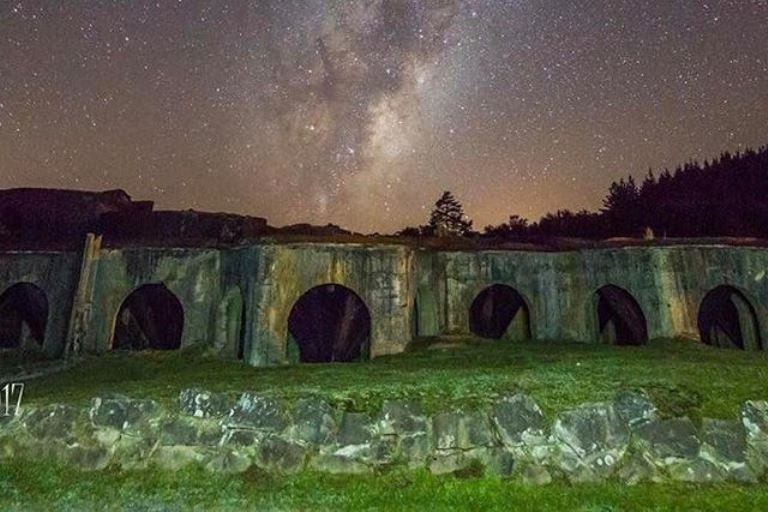 Victoria Battery night life - Destination Coromandel