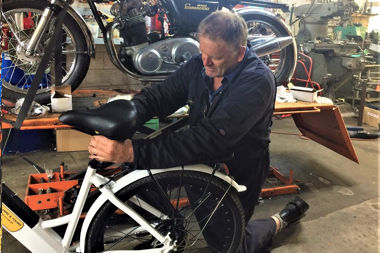 Aroha Bikes Repair Shop