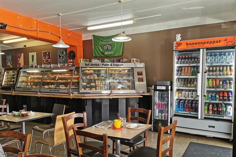 Banana Pepper Café