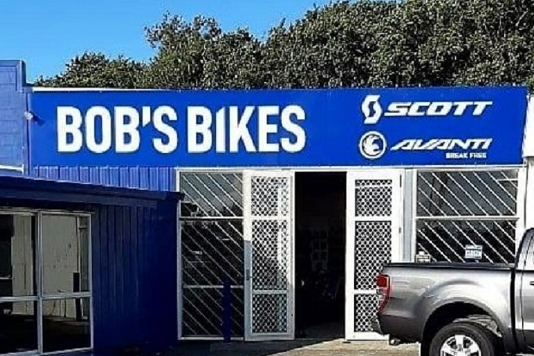 Bob's Bikes - Matamata