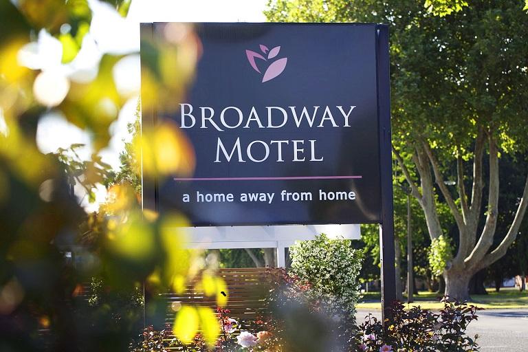 Broadway Motel - Matamata