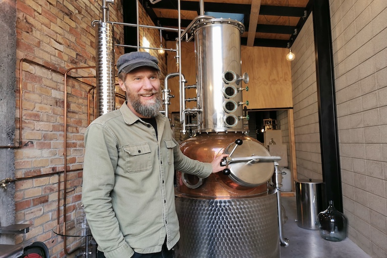 Coromandel Distilling Co - Paul Schneider
