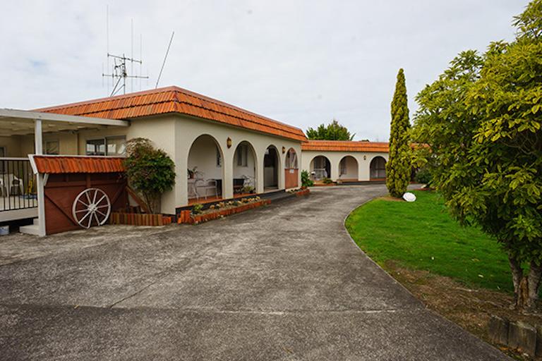 Casa Mexicana: Hauraki Rail Trail