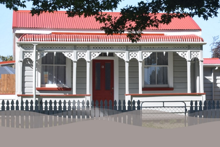 Hauraki Rail Trail Circa 1902 Cottage