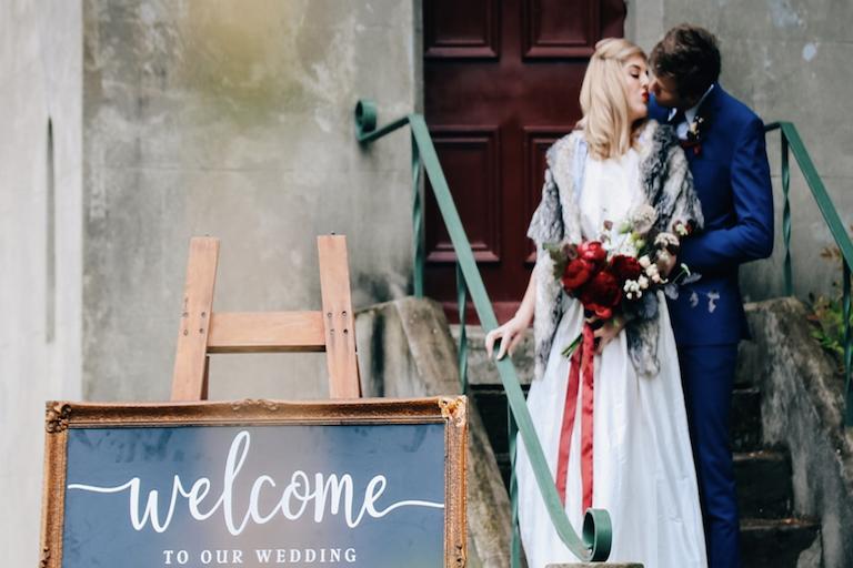 Firth Tower Wedding