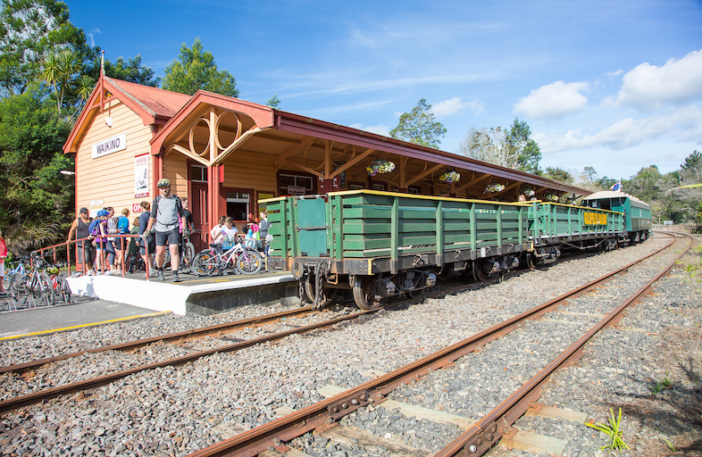 Goldfields Railway - Waikino