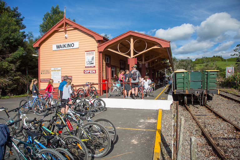 Goldfields Railway: Hauraki Rail Trail