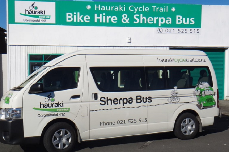 Hauraki Cycle Trail Ltd - 2 Day / 1 Night Trip
