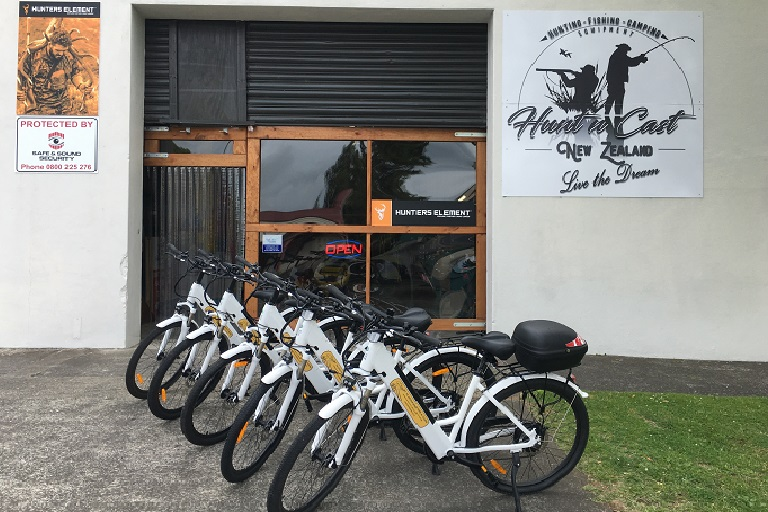 Aroha Pedal and Paddle - Hauraki Rail Trail