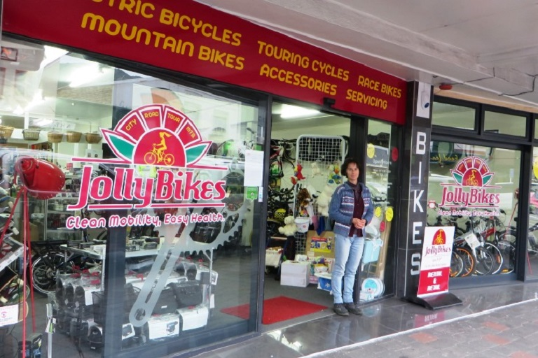 JollyBikes Package Tours