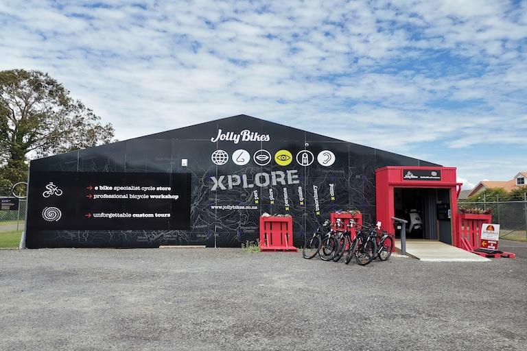 JollyBikes Cycle Adventures