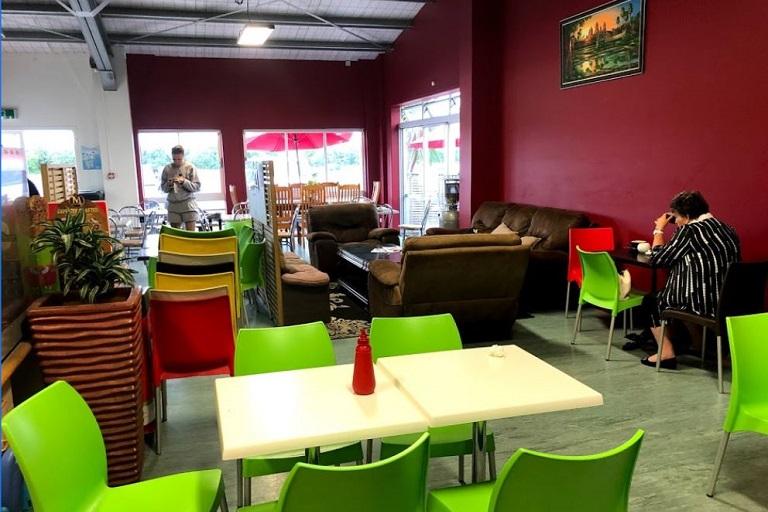 Hauraki Rail Trail: Kopu Cafe