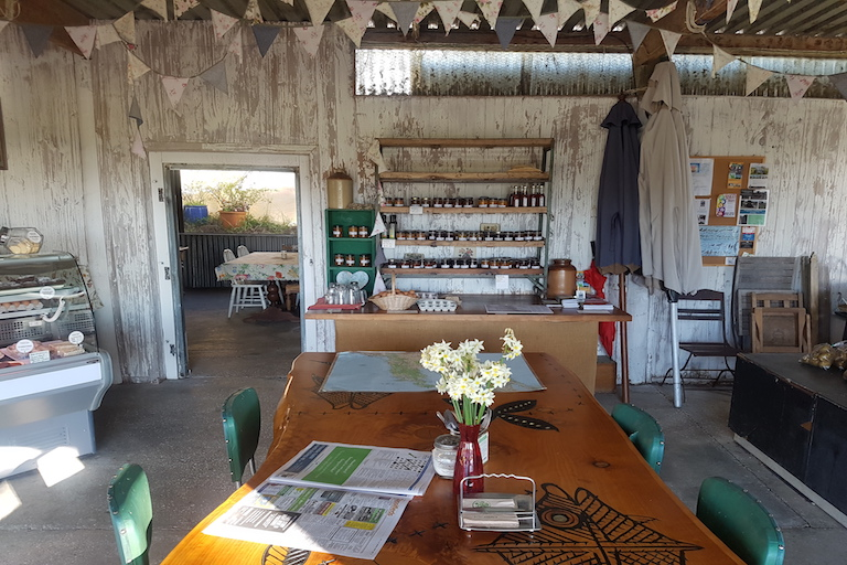 Miranda Farm Shop, Cafe and Gallery Interior
