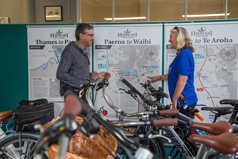 Hauraki Rail Trail: Hauraki Bike Hire