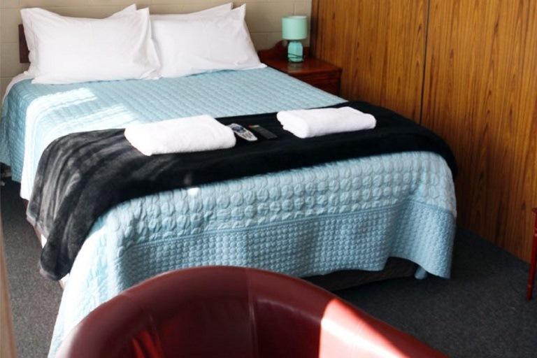 Paeroa Motel: Hauraki Rail Trail