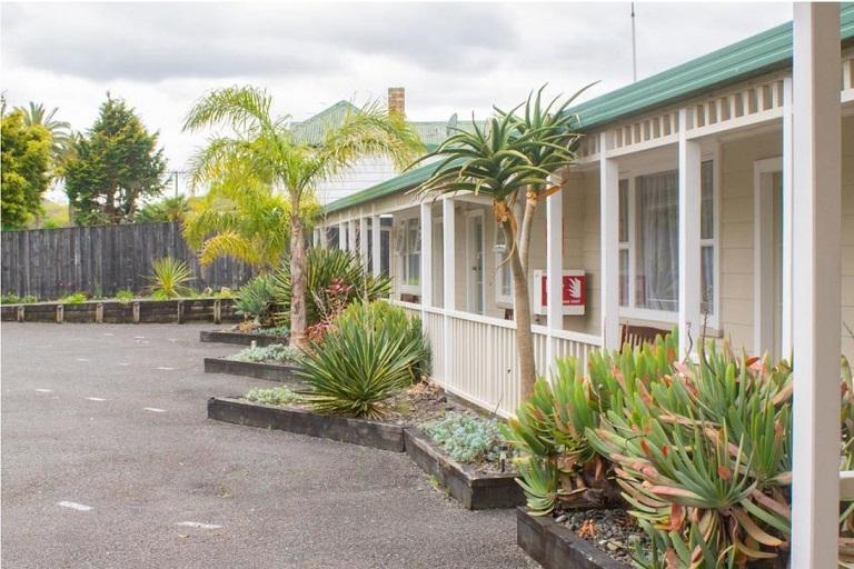 Palm Motel Waihi: Hauraki Rail Trail