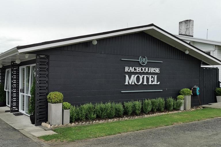 Racecourse Motel - Paeroa