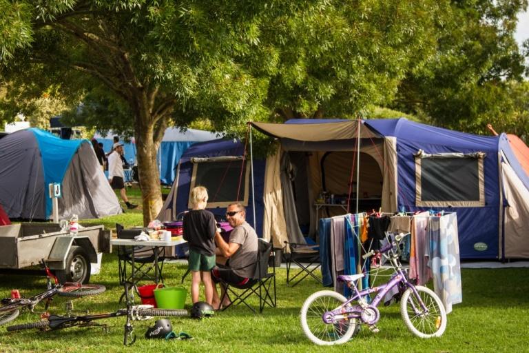 Miranda Holiday Park - Hauraki Rail Trail