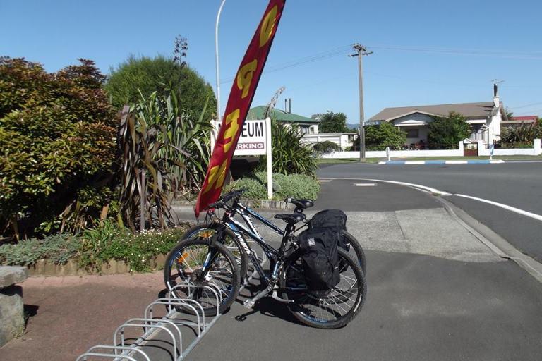 Waihi Arts Centre and Museum: Hauraki Rail Trail