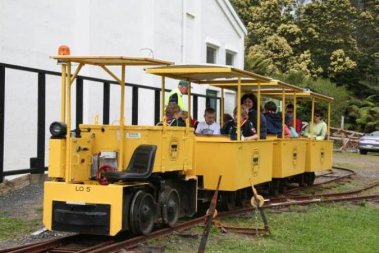 Victoria Battery Tramway and Museum: Hauraki Rail Trail