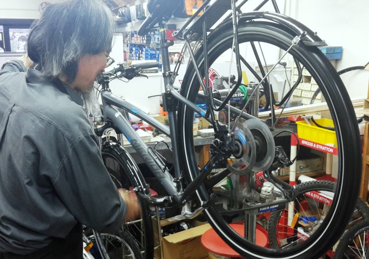 Jollybikes: Hauraki Rail Trail