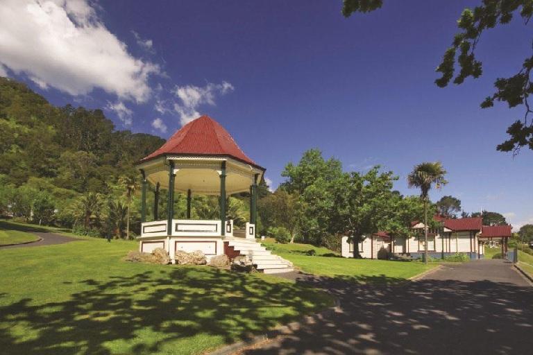 Swimzone Te Aroha: Hauraki Rail Trail