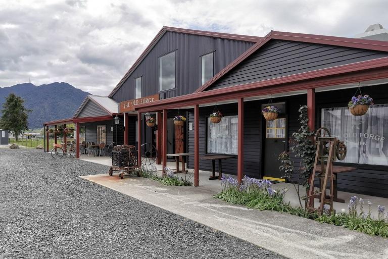 Hauraki Rail Trail: The Old Forge Kitchen