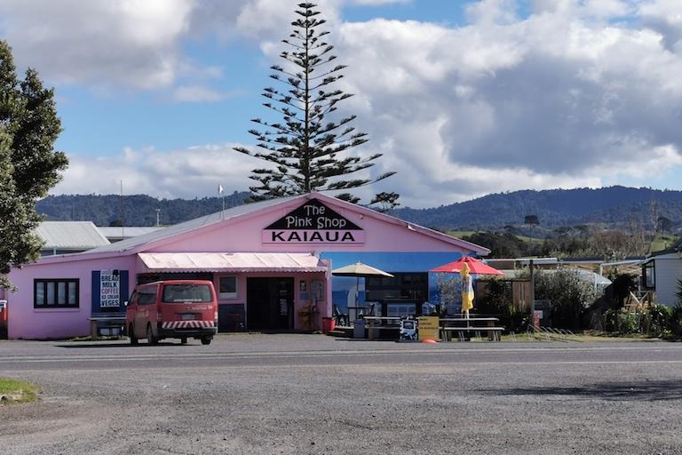 The Pink Shop - Kaiaua