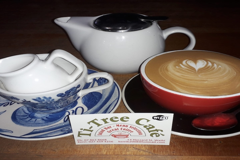 Ti Tree coffee