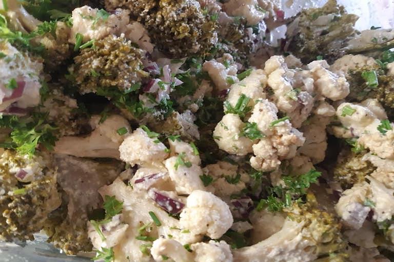 Ti Tree Salad