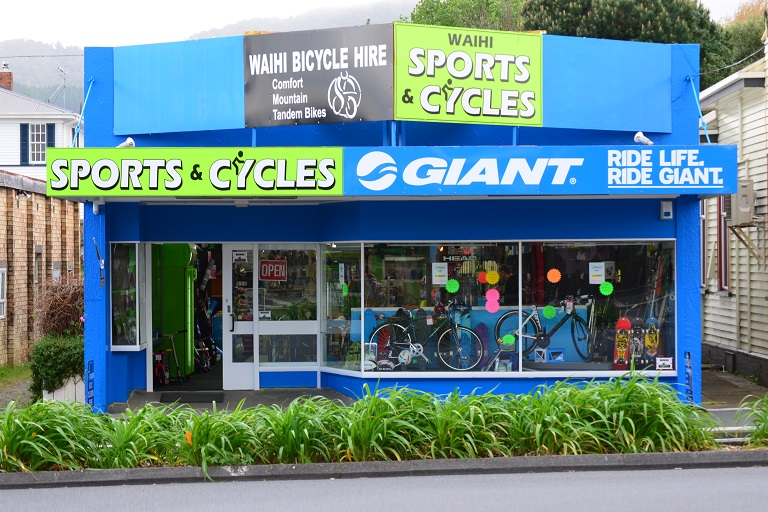Waihi Sports and Cycles