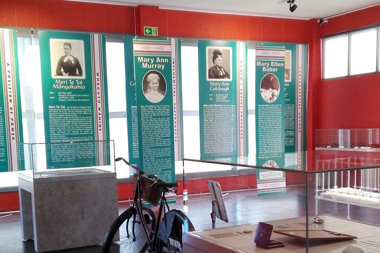Western Bay Museum: Hauraki Rail Trail