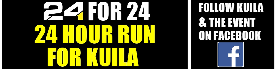 24 For 24: 24 Hour Charity Run For Kuila