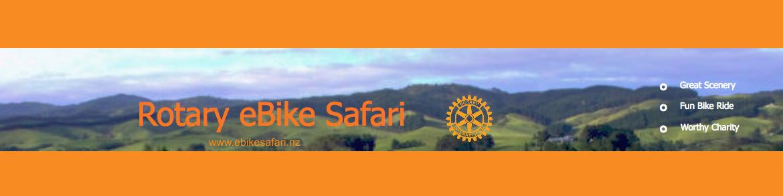 Rotary E-Bike Safari