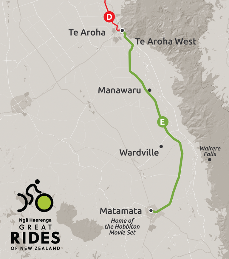Ride Map
